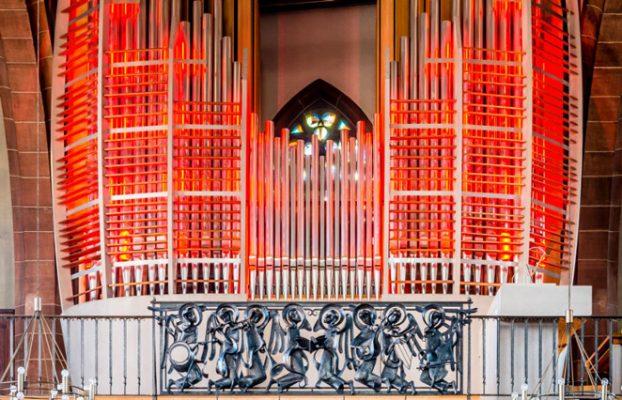 Goeckel Orgel